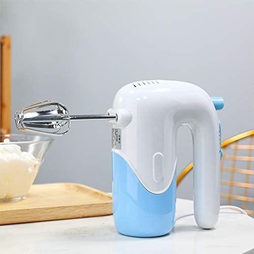 Hand Mixer Automatischer Haushaltsmischer 5-Gang Leichter Handheld Whisk für Küche Backen Kuchen Mini Eiercreme Food Beater