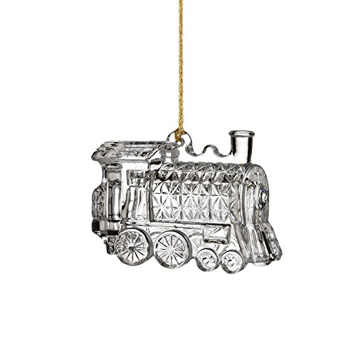 Holiday Train Ornaments (Marquis By Waterford Train Bell Ornament 4in)