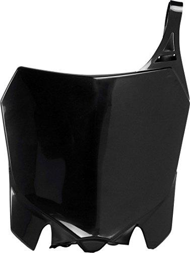 - Acerbis 2314360001 Black Front Number Plate