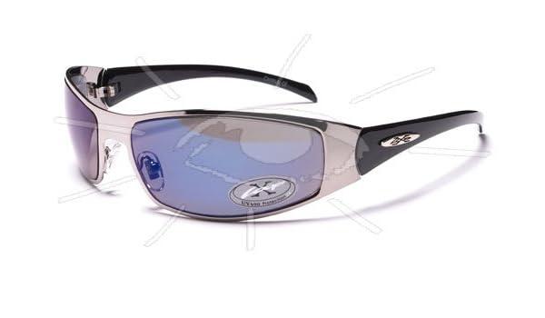 Gafas de sol - XL 23 Nuevo - Matrix Reloaded, plateado y ...