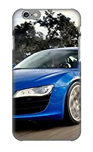 Appearance Snap-on Case Designed For Iphone 6- Audi R8 V10 Front(best Gifts For Lovers)