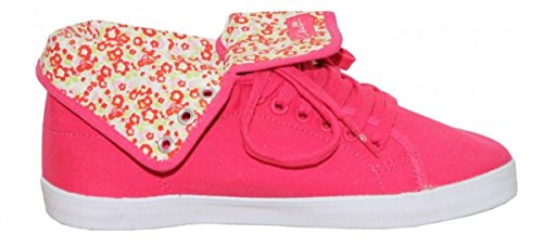 Circa Skateboard womens shoes NATHTW Rurf Pink/Blumen
