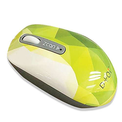 Zcan Wireless Scanner Mouse Special Edition/Editable in MS Word Document/Read Aloud or Translate Scanned Document