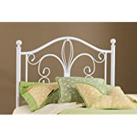 Hillsdale Ruby Spindle Headboard in White - Twin