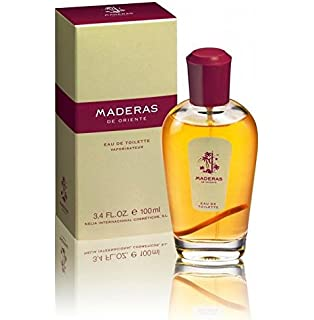 MADERAS DE ORIENTE EDT 100 ML