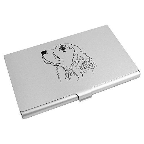 Card Azeeda Holder Business CH00001159 Wallet Spaniel' Credit 'Cocker Card UfqrxfYCw