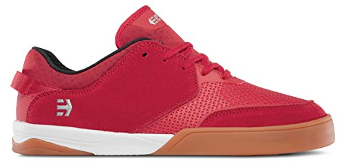 Etnies Helix, Color: Red, Size: 41.5 Eu / 8.5 Us / 7.5 Uk