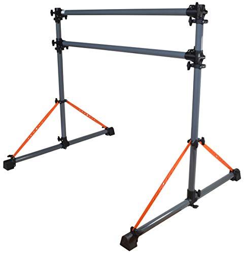 s Barre - Freestanding Stretch/Dance/Pilates Bar, 4 Foot ()