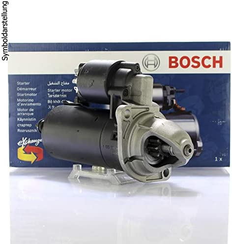 Bosch 0 001 179 512 Starter Motor