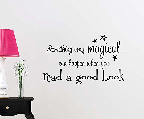 Something magical playroom lettering inspirational product image