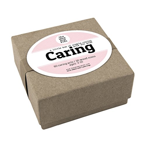 The Idea Box Kids Caring: Acts of Kindness - Teaching Empathy - Learning Manners