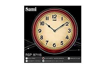 Sami - Reloj de pared rsp97115