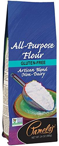 Pamela's Products Gluten Free Artisan Flour Blend, 24 Ounce