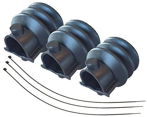 kf7,5/kf13/kf17/kf20/ FKAnh/ängerteile 3/X KNOTT soffietto Gemelli per kr Cavo di collegamento