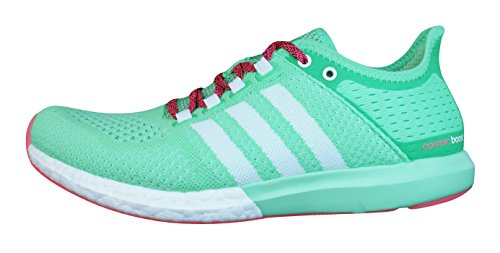 adidas Boost Mens Cosmic ClimaChill Running Green CC Green Shoes Trainers OqwArO
