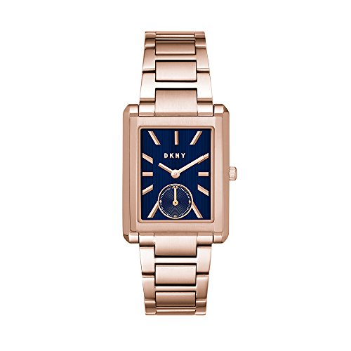 Dkny Gold Watch (DKNY Women's NY2626 Gershwin Rose Gold Watch)