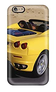 OsnDsiS1470MWQiZ Tpu Case Skin Protector For Iphone 6 Ferrari F430 Spyder Wallpaper With Nice Appearance