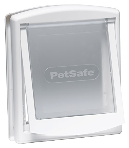PetSafe Staywell Original 2-Wege Haustiertüre-klein, weiß