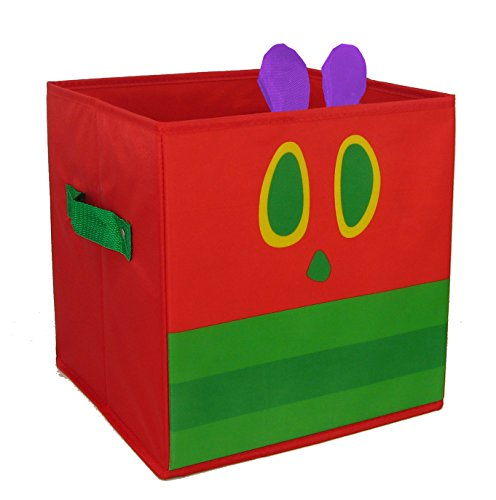 Kids Preferred Eric Carle-Small Storage Bin-Caterpillar by Kids Preferred