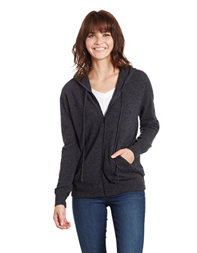 Zip Front Cashmere Sweater - 3