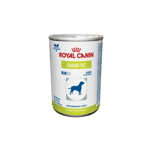 Royal Canin Veterinary Diet Canine Diabetic Canned Dog Food 24/13.6 oz by Royal Canin