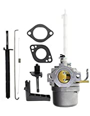 AUTOKAY 796122 Carburetor for Briggs & Stratton 794593 793161 696737 20A114 20A414 20M114 20M107 Series Engines Carb Replacements