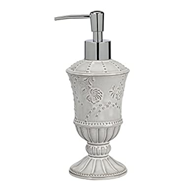 Creative Bath Products Eyelet Ceramic Lotion Dispenser