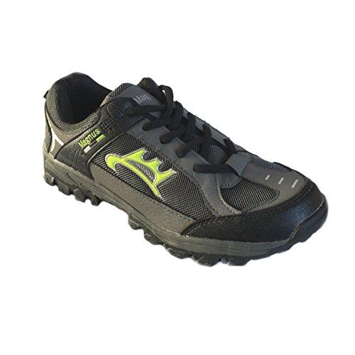 Magnus- Herren Sportschuhe Sneaker Freizeit - Schuhe - Größe 40-45 Neu Grau