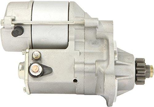 DB Electrical SND0411 Starter For Bobcat Compact Track Loader MT50, MT52, MT55 / Skid Steer Loader 453F, 463, 553, 553F, 653, S70 / Clark Skid Steer Loader 653/6667987, 6667987EF, 6667987REM
