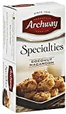 Archway, Coconut Macaroons, 10oz Box (Pack of 3)