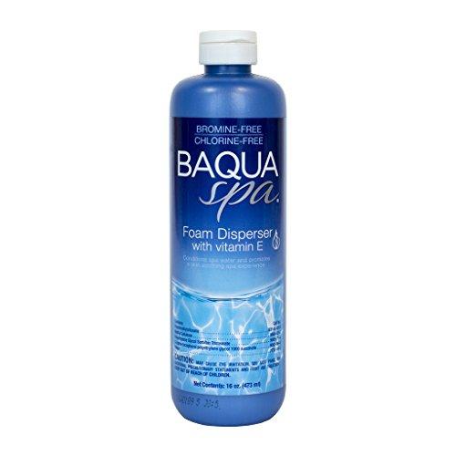 Baqua Spa Water - Baqua Spa Foam Disperser 16 oz.