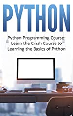 Learn How to Use Phyton Today! Use This Powerfull Python Programming Course And Learn Everything You Need About Python! Today only, get this Amazon bestseller for just $0.99. Regularly priced at $4.99. Read on your PC, Mac, smart phone, table...