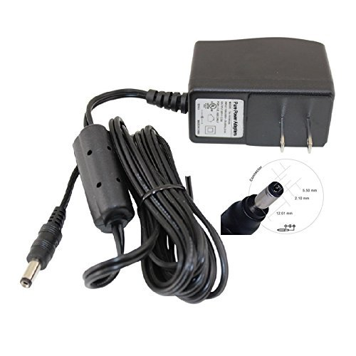 12V AC Adapter for Cable Modem Wireless Router DSL Router Li