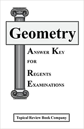 regents practice test 1 geometry answers