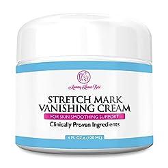 Stretch Mark Cream for Pregnancy & Scar ...