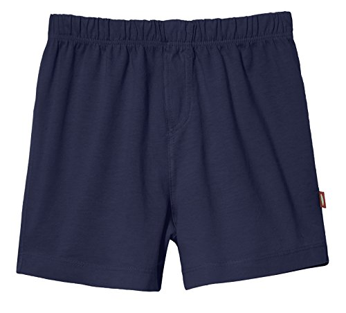 City Threads Boys Boxer Shorts Underwear Briefs in All Soft Cotton Sensitive Skin and SPD for Active Kids, Navy, 12