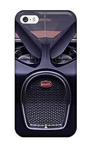 [DncSnvo11127GWySD]premium Phone Case For Iphone 5/5s/ Bugatti Galibier 5 Tpu Case Cover