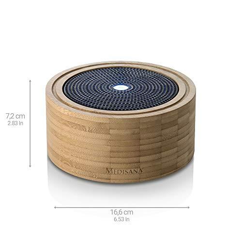 Medisana Diffusore in legno di Bambù AD 625