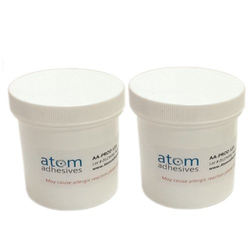 Low Cost, Low Volume Resist., Electrically Conductive Silver Epoxy Adhesive, AA-DUCT 906 , 50gm kit