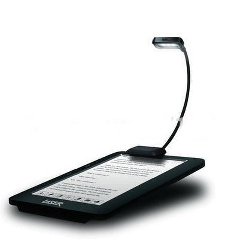 Adjustable Flexible LED Light For Kindle U0026 Book Reading (With Batteries)  (Black Color Gallery