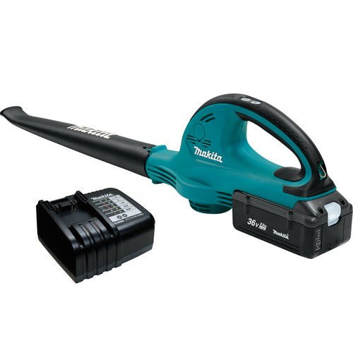 Makita UB360DWB 36V LXT Lithium-Ion Cordless Blower Kit (Discontinued by Manufacturer) by Makita