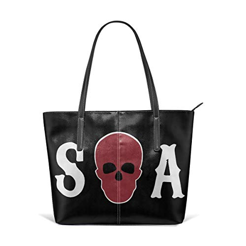 Tote Bag Sons Of Anarchy Season Totes Purse Handbags Shoulder Bags For Women (Son Of Anarchy Handbags)