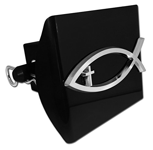 cross trailer hitch cover - 9