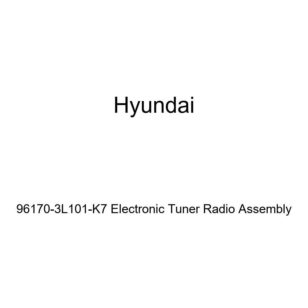 HYUNDAI Genuine 96170-3L101-K7 Electronic Tuner Radio Assembly