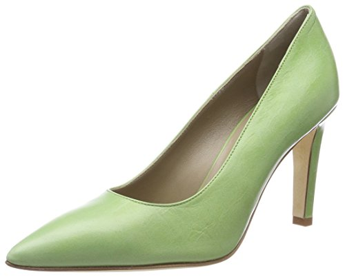Women's Heels Green Noe Closed Toe Pump Nerine Antwerp 607 Menta 5ZwYqT