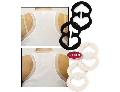 Bra Strap Clips Set 9 product image