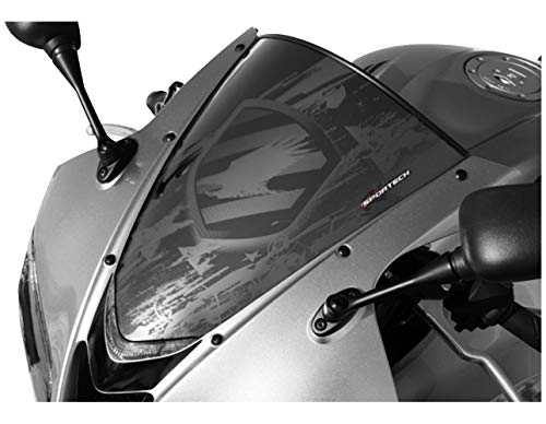 (Sportech Anthem Series Windscreen for 2008-2010 Kawasaki ZX1000/600 Ninja ZX-10R/6R Models)