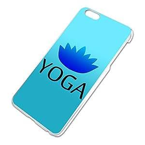Yoga Lotus Flower Slim Fit Hard Case Fits Apple iPhone 6 Plus
