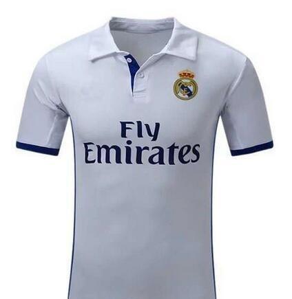 quality design 03d17 57adf Amazon.com : Ronaldo Real Madrid 2016/2017 Home Soccer ...