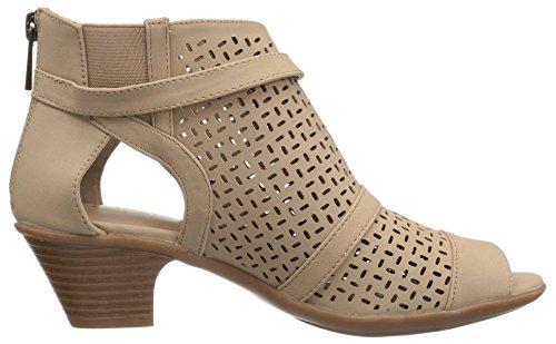 Easy Street Kvinners Carrigan Heeled Sandal Sand